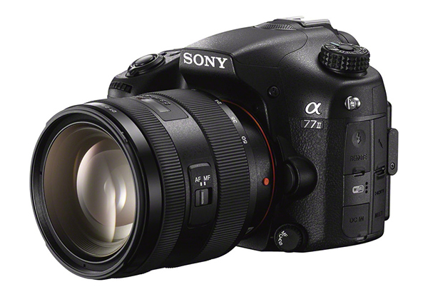 Sony ILCA-77 Mark II - Photo Review
