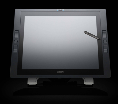 Wacom Unveils Cintiq 21UX Interactive Pen Display - Photo Review