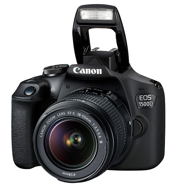 Canon EOS 1500D - Photo Review