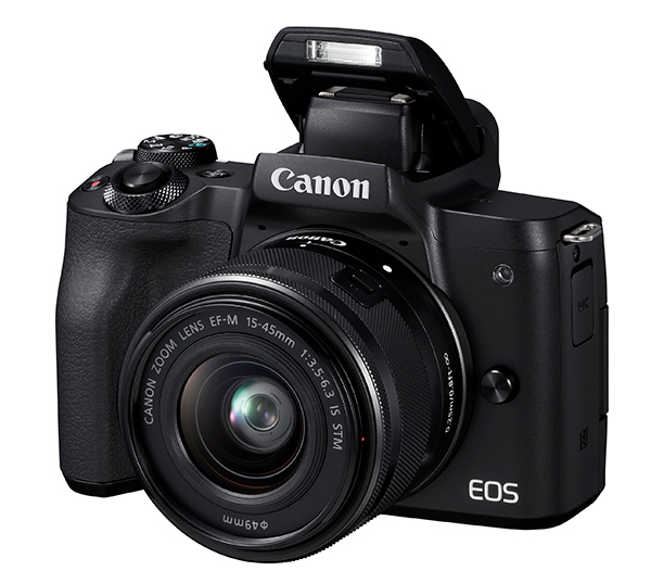 Canon EOS M50 - Photo Review