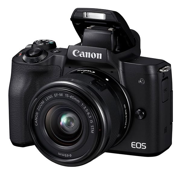 Canon's EOS M50 introduces DIGIC 8 processor - Photo Review
