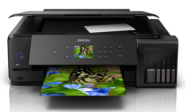 Epson EcoTank Expression Premium ET-7750 printer - Photo Review