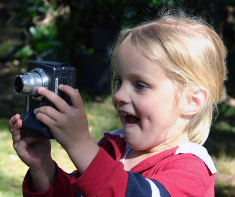 Buying Cameras For Children Photo Review
