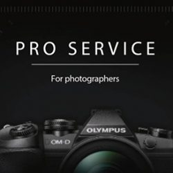 Olympus announces PRO Service for Photographers