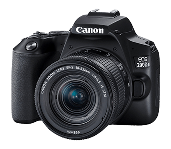 Canon EOS 200D Mark II - Photo Review