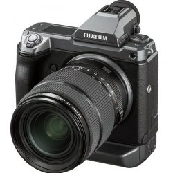 Fujifilm unveils GFX 100 medium format camera