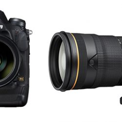 Nikon issues development announcement for D6 camera and 120