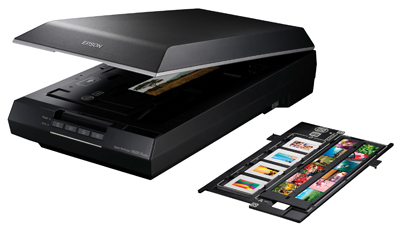 Epson Perfection V600 Photo Scanner - Photo Review