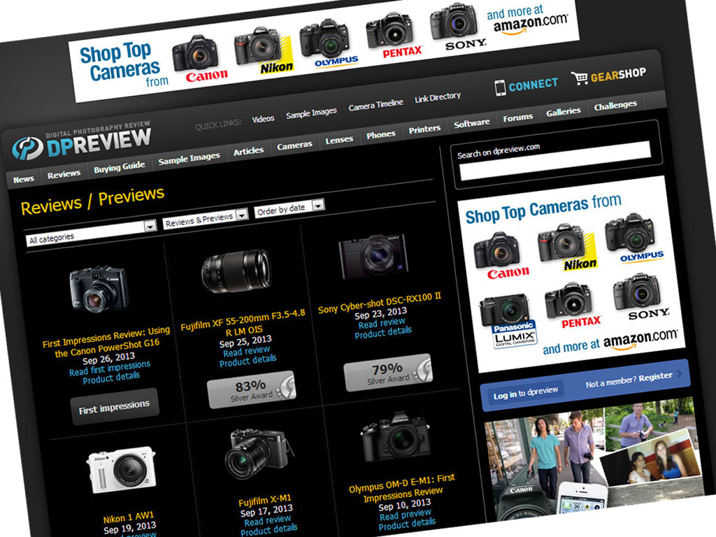DPReview - An Amazon Company - Photo Review