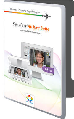 Scanner and Archiving Software SilverFast Archive Suite 8
