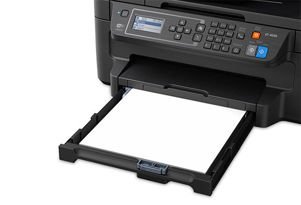 Epson EcoTank Workforce ET-4550 Printer - Photo Review