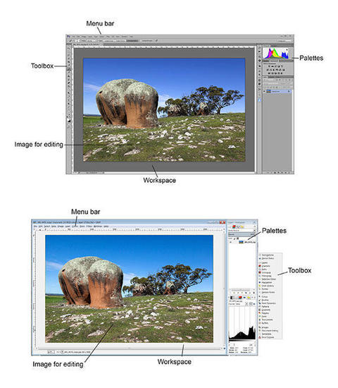 The editing toolbox - Photo Review