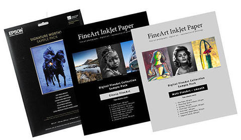Choosing inkjet printing papers - Photo Review