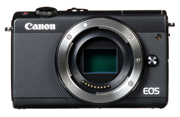 Canon EOS M100 - Photo Review