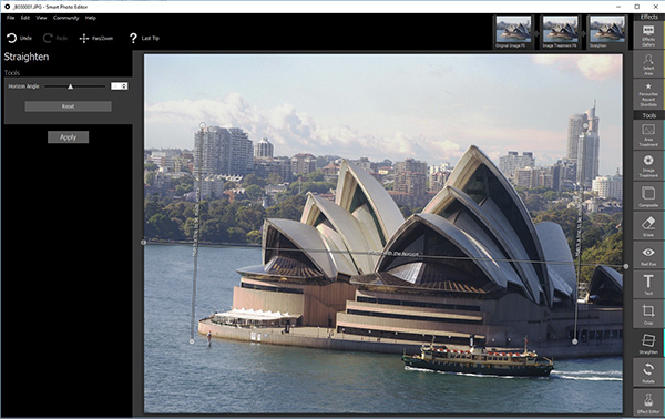 Smart Photo Editor v1 25 by Anthropics - Photo Review